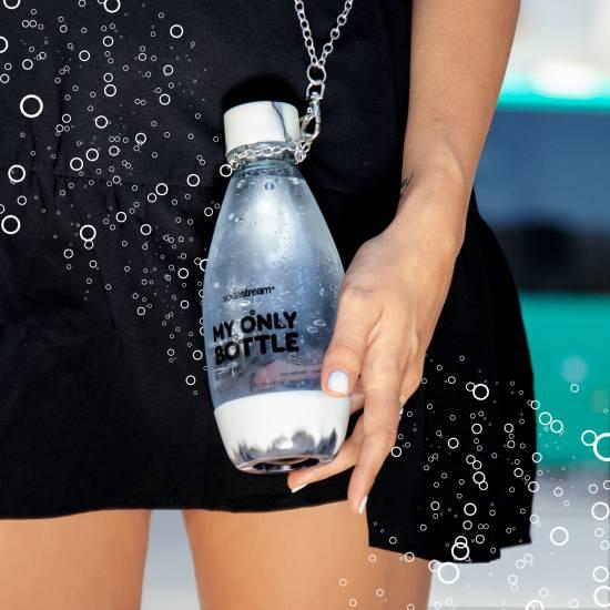 Abbasso le bottigliette di plastica!