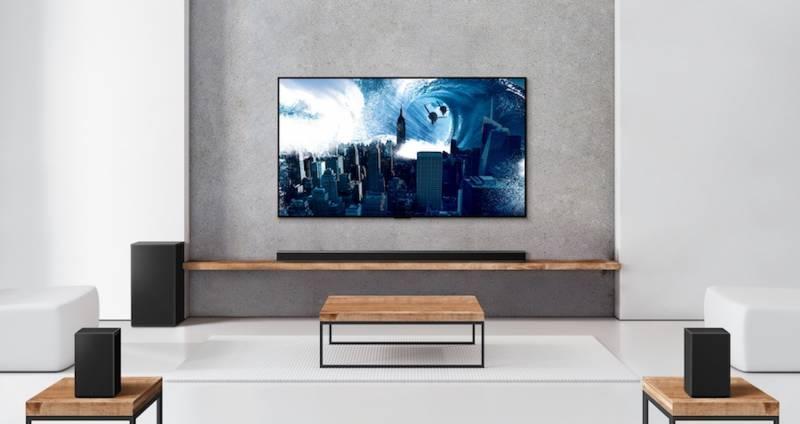 Audio premium con le soundbar 2021 di LG